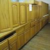 23 piece cabinet set: $3000