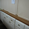 14 piece cabinet set: $1200
