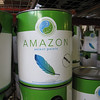 "Amazon recycled content paint: $16/gal, $55 five gallon bucket<br /> <br /> find more info on our blog: <br /> <a href=""http://www.habitatstl.org/newsevents/news/2010/07/23/restore-now-sells-recycled-paint/"">http://www.habitatstl.org/newsevents/news/2010/07/23/restore-now-sells-recycled-paint/</a>"