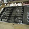 like new (floor model) stainless steel cooktop: $335
