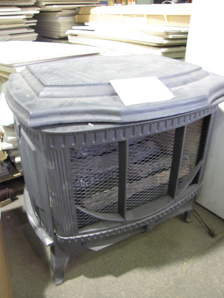 vent-less gas fireplace: $250