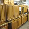 24 piece cabinet set: $2000