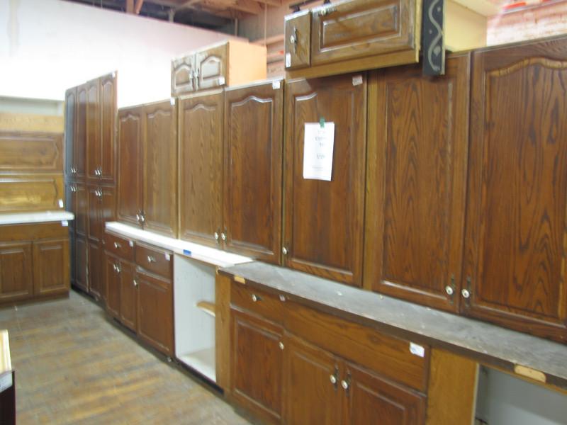 17 piece cabinet set: $1250