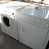Gibson energy star stackable washer and dryer set (electric): $400