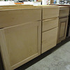 bathroom vanity cabinet: $60