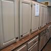 13 piece cabinet set: $750