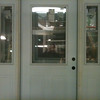 New Entry Door with Sidelights and Thresholds