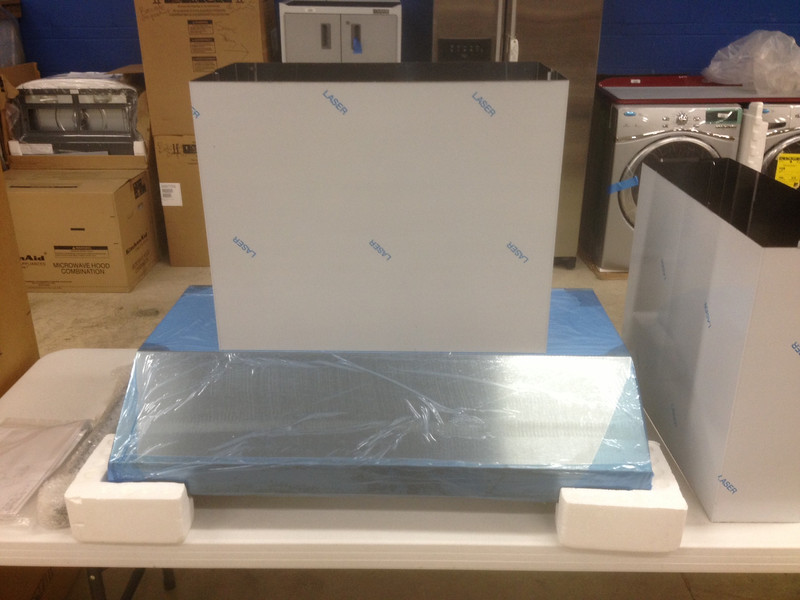 "36"" Commercial Stainless Steel Hood"