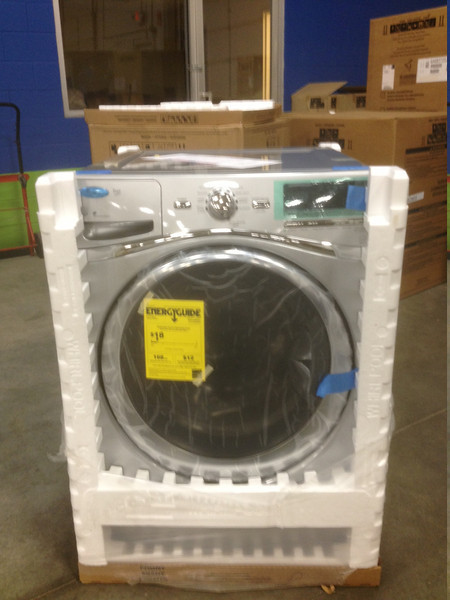 """27"""" Front Load Washer"""