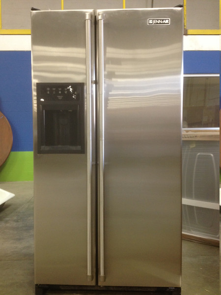 Side by Side Stainless Steel Jenn-Air