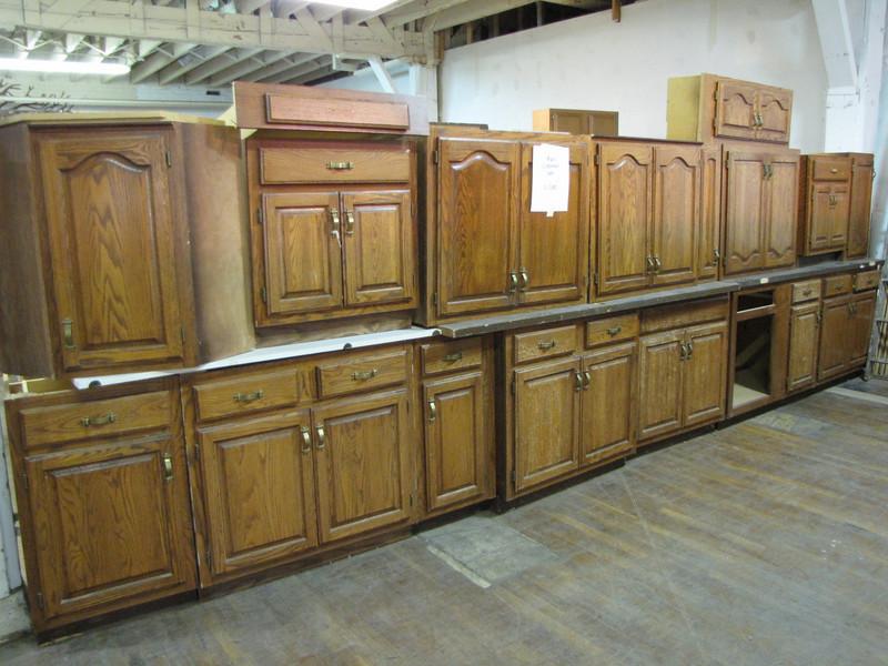 18 piece cabinet set: $1150