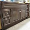 new vanity cabinet: $315