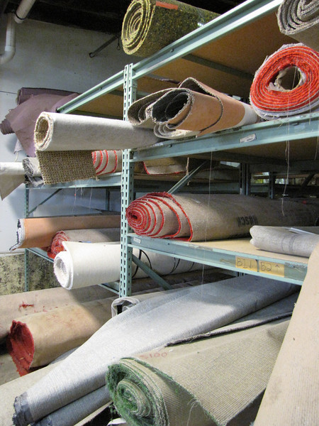 carpet, various sizes and colors: $10-$200