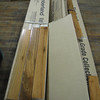 "oak hardwood flooring (19mm, 3/4""): $60 per box of 22 sq ft, 7 boxes available"