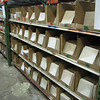 ceramic tile by the piece: $0.10 to $1 each depending on size