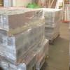 Pallets of Cinder Blocks