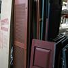 various shutters: $5 per panel