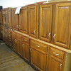 16 piece cabinet set: $1250