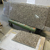 granite countertop set: $800