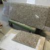 granite countertop set: $800