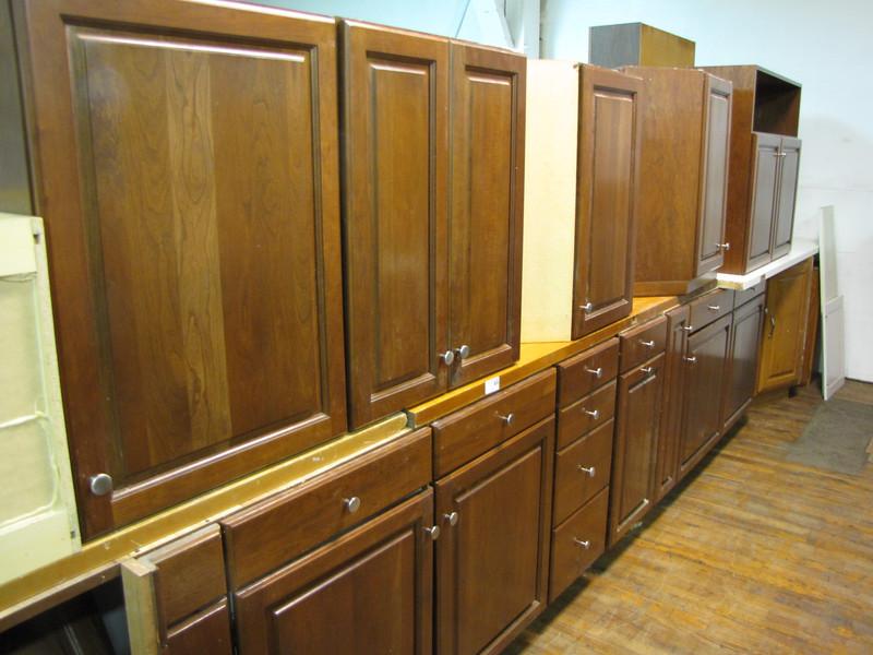 13 piece cabinet set: $1250