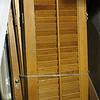wood and vinyl shutters: $5 per panel