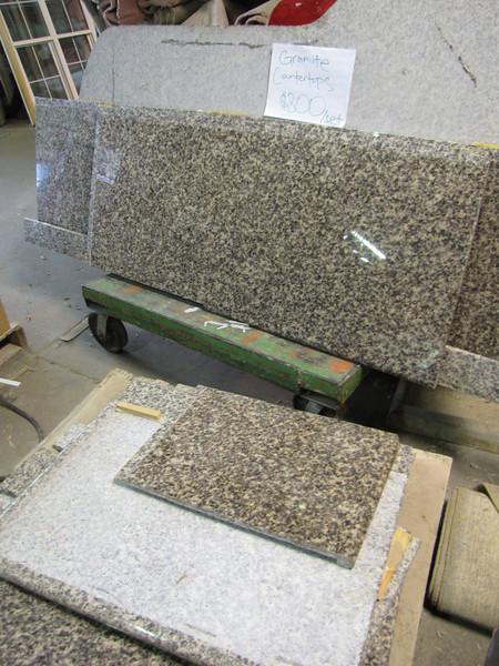 $800 granite counter set