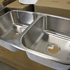 new stainless steel kitchen sink $100