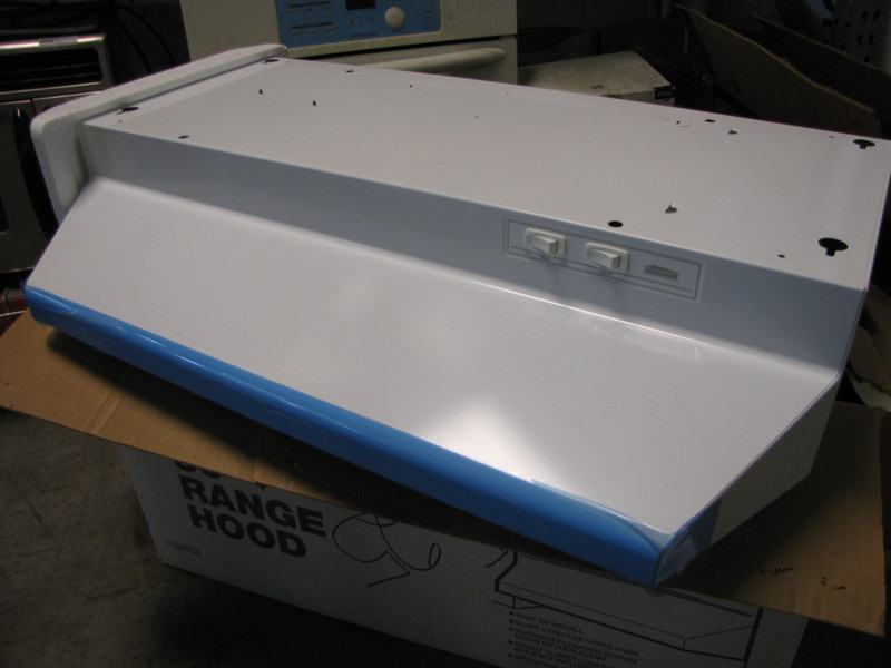 new range hoods $25 (several available)