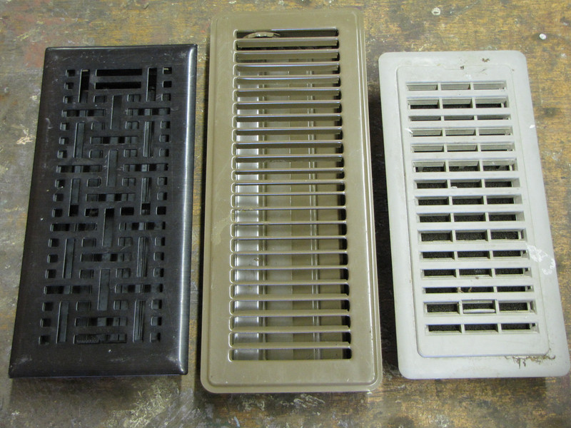 variety of vents from $2 each
