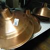 copper lights $75 each