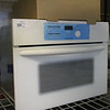 New KitchenAid microwave: $150