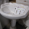 New pedestal sink (several in stock): $100