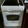 BRAND NEW!<br /> <br /> Avanti Apartment sized, glass top stove and oven.<br /> New Retail : $1800<br /> <br /> OUR PRICE: $450!