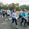 Runners crossed the start line for the third annual Reader Run 5K to benefit the Billerica Library. Photo by Mary Leach