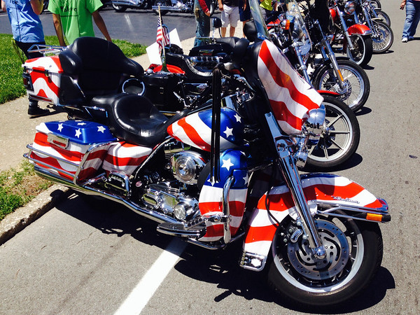God bless America.<br /> <br /> Photographer's Name: Bill Hanson<br /> Photographer's City and State: Sellersburg, IN