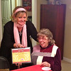 The Clark County Republican Women honored Miss Ida Callahan for her many years of service to the Clark County GOP.  She was presented with a certificate of appreciation for all of her hard work and service on 2/11/14<br /> <br /> Photographer's Name: Joellen Doherty<br /> Photographer's City and State: Charlestown, IN