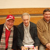 Famous Media Persons Enjoy Jeffersomville-Clarksville Game!(Ted, Gene, Darryl)<br /> <br /> Photographer's Name: Jeff Fan<br /> Photographer's City and State: Jeffersonville, IN