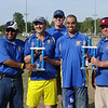 St Anthony School Coaches of 4th - 8th Grade Track Team<br /> <br /> Photographer's Name: Charles Braden<br /> Photographer's City and State: Clarksville, IN