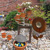 garden art I made<br /> <br /> Photographer's Name:  <br /> Photographers City and Country: ,