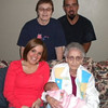 This is a five-generation picture taken in 2010. My daughter is just now turning 3!<br /> <br /> Photographer's Name: McKenzie Vibbert<br /> Photographer's City and State: Bringhurst, IN