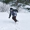 Trevor Kessler enjoying the fresh powder on the slope at Green Acres!<br /> <br /> Photographer's Name: cindy gross<br /> Photographer's City and State: Kokomo, IN
