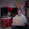 Last Sunday, Lorie Paul caught her son, Mason Everman, attempting to sell his little brother, Preston Everman, for Christmas gifts.<br /> <br /> Submitted by Lorie Paul.