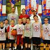 Maconaquah's 3rd grade travel team won Kokomo's NCBL's regular season and tournament this winter.  Players are Austin Carter, Hayden Williamson, Tyler Stapleton, Brayden Betzner, Haiden Thompson, Braden Bailey, Hayden Maiben, & Brennan Bailey.  Coaches are Jared Bailey, Rex Betzner, & Tim Maiben.  (Left to Right)<br /> <br /> Photographer's Name: Tim  Maiben<br /> Photographer's City and State: Peru, IN