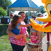 Fun times with Samaritan Caregivers Duck.<br /> <br /> Photographer's Name: Rebekah Gillum<br /> Photographer's City and State: Kokomo, IN