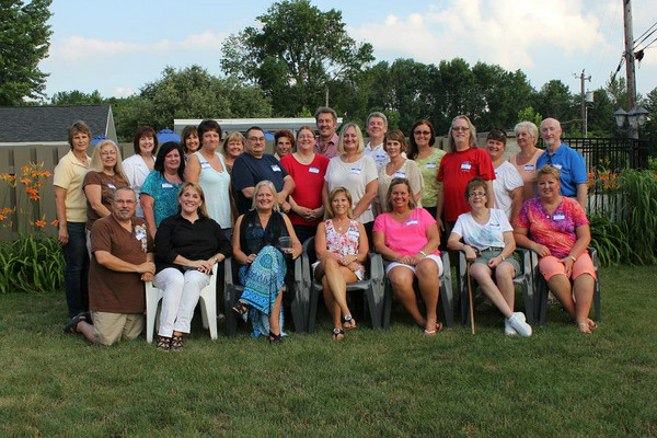 Western Class of 1979 35th Reunion - group photo<br /> <br /> Photographer's Name: Sherry Temby<br /> Photographer's City and State: Kokomo, IN