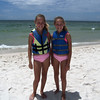 Shelby & Hannah Hopkins-getting ready to Parasail in Orange Beach,AL<br /> <br /> Photographer's Name: Brenda Hopkins<br /> Photographer's City and State: Kokomo, IN