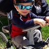 Hunter is Ready to ride<br /> <br /> Photographer's Name: Nell Douglas <br /> Photographer's City and State: Kokomo , IN