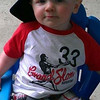 Emmett McMasters 15 month old son of Harley and Courtney McMasters of Sharpsville.<br /> <br /> Photographer's Name: Courtney  McMasters<br /> Photographer's City and State: Sharpsville, IN