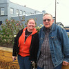 Rachel McGuire and her da,d George Likens, enjoy a lovely fall day together at the Kokomo walkway near Main Street. <br /> Submitted by Belva Likens